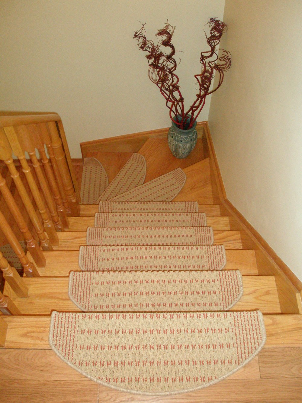 Non Slip Carpet Stair Mats Ship From Canada ...
