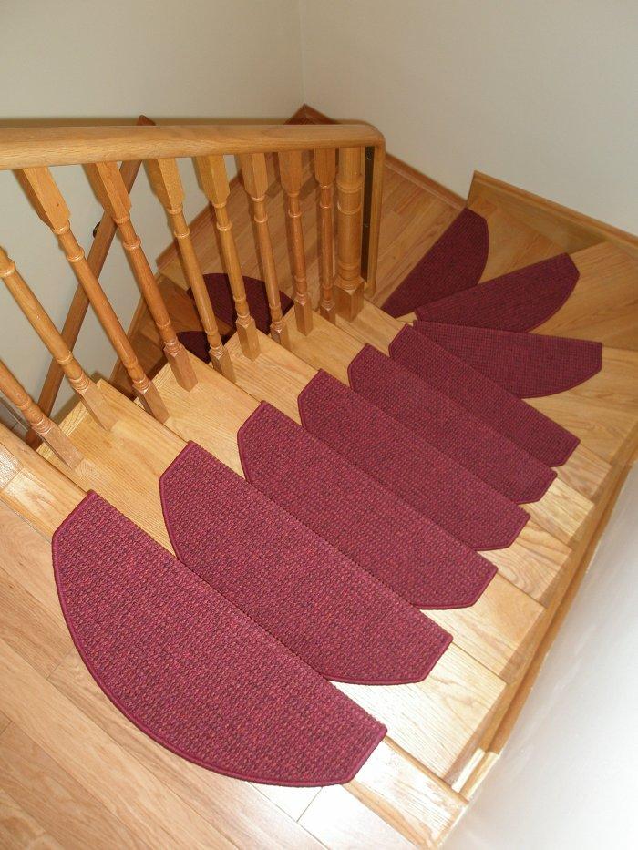 Stair Carpet Installation, DoItYourSelf Carpet Stairs ...