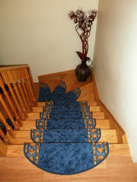 Stair Rugs made in Europe