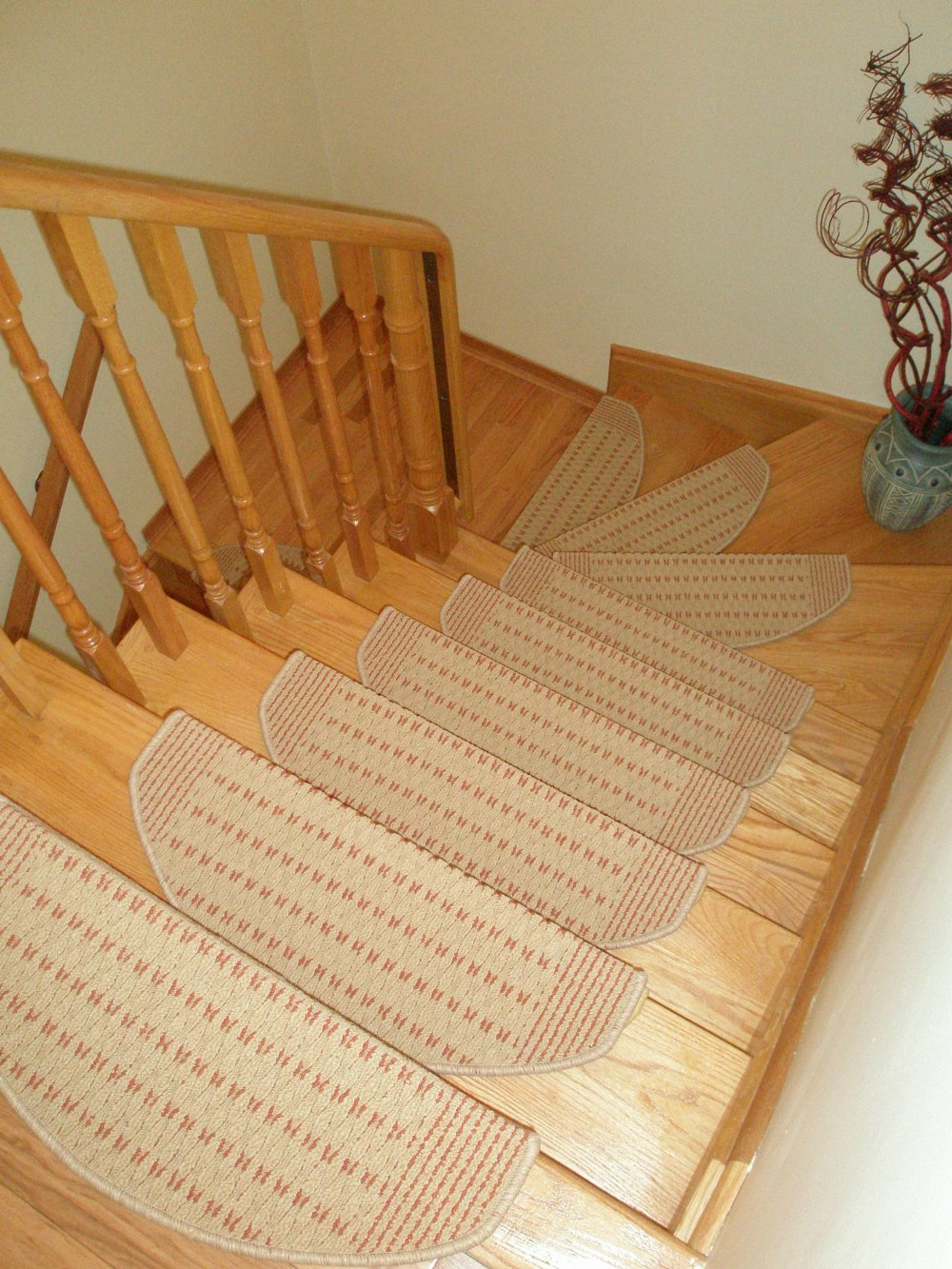 ... Non Slip Carpet Stair Mats Ship From Canada
