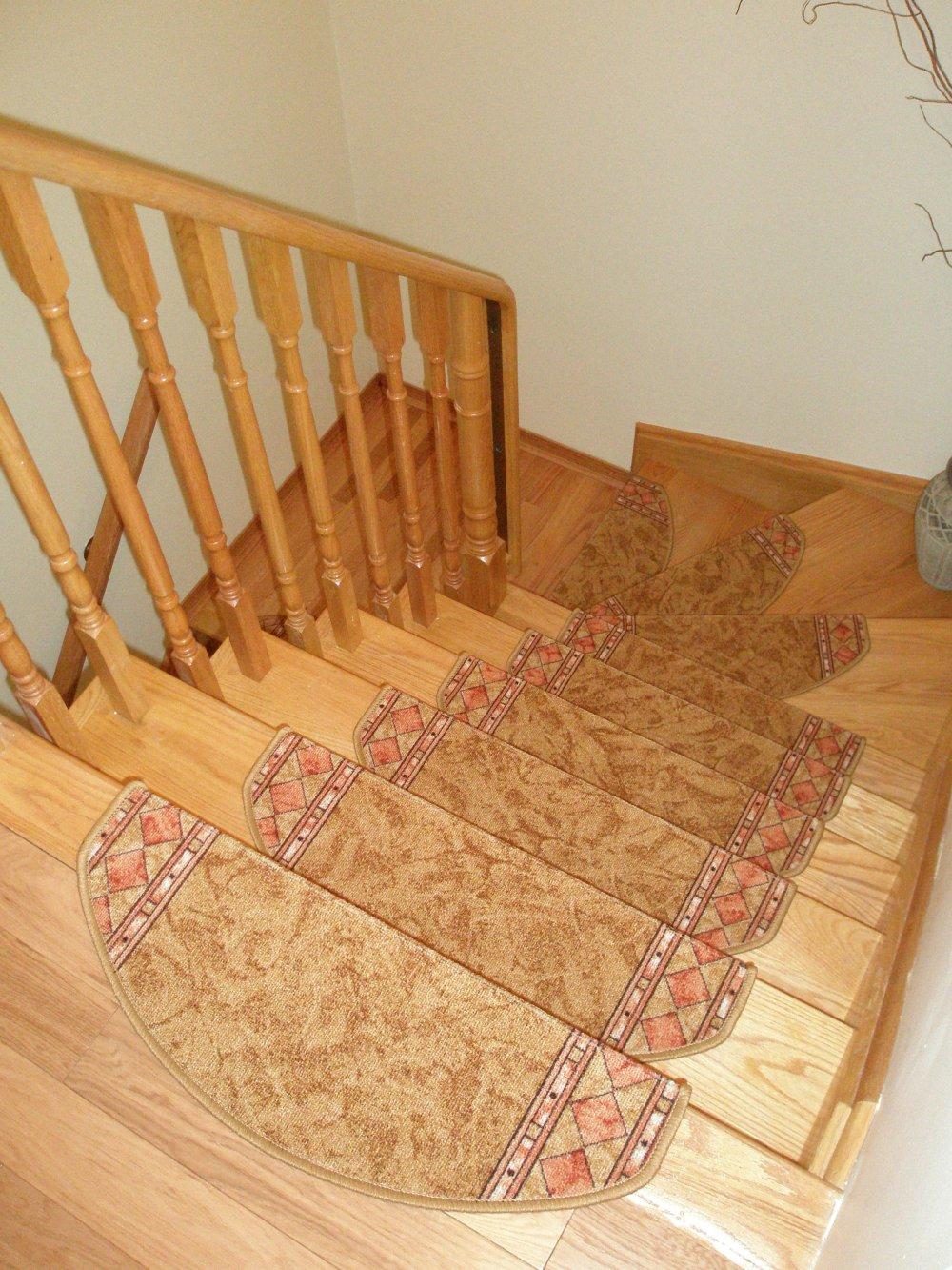 Carpet Stairs, Stair Carpet, Non Slip Carpet Stair Treads