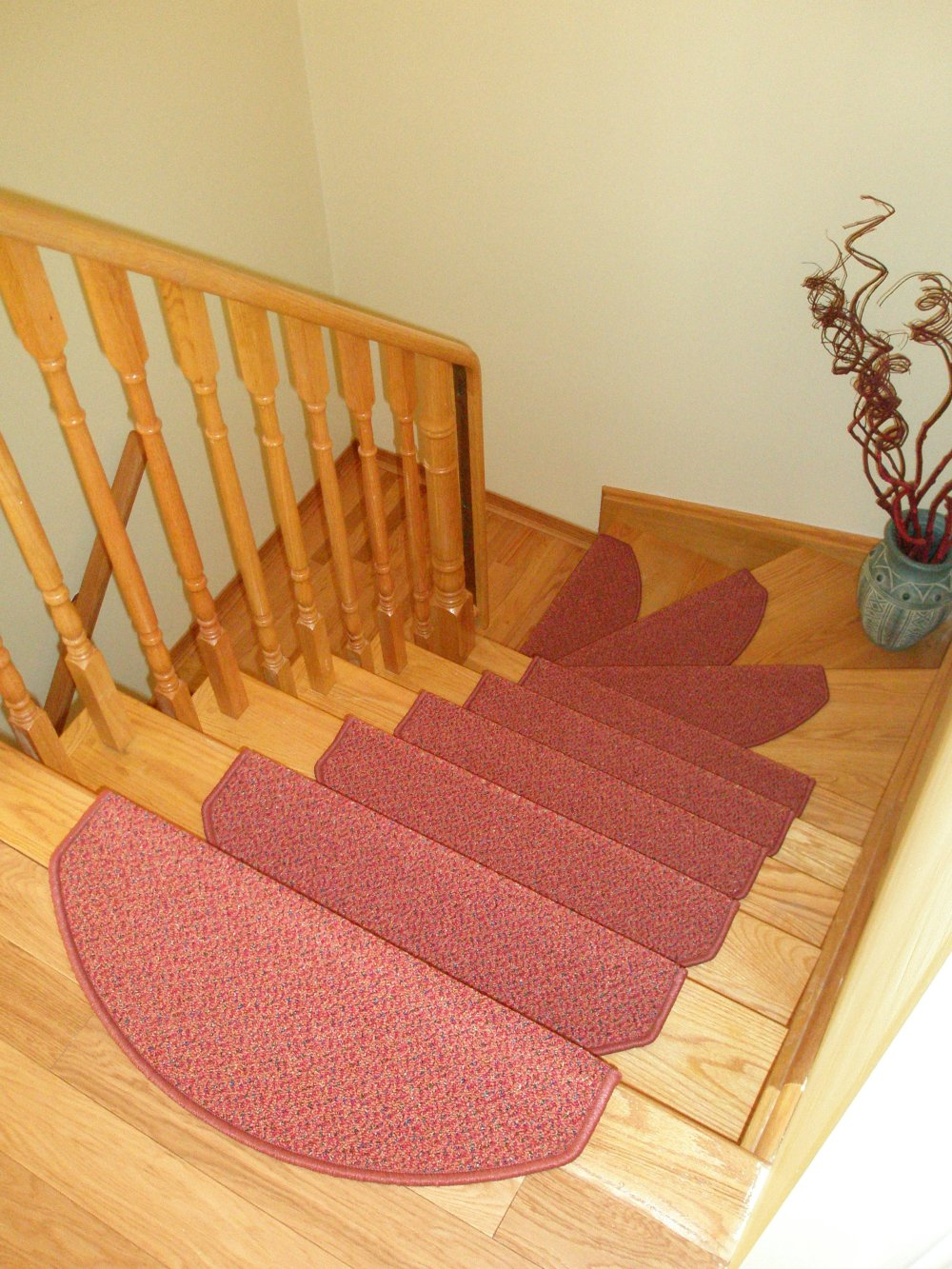 Attractive Affordable Carpet Stair Treads · Affordable Carpet Stair Treads