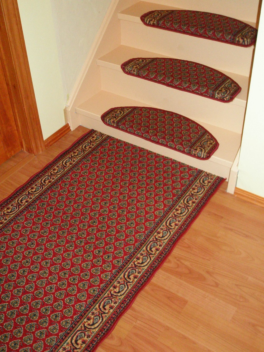 Charmant ... Non Slip Carpet Stair Treads Made In Europe