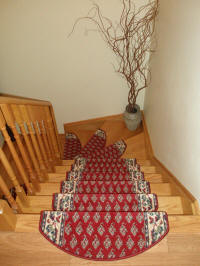 Stair Rugs made in Europe buy in USA